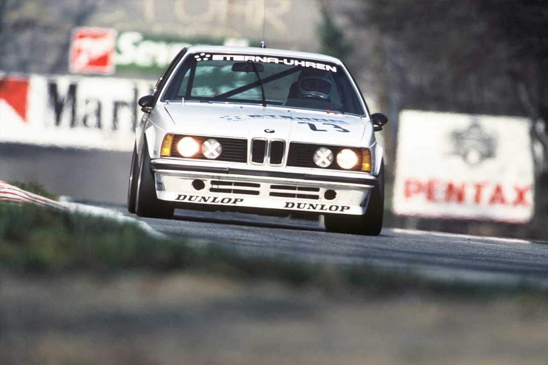 03 - Renntage auf dem Nürburgring mit dem BMW CLUB.