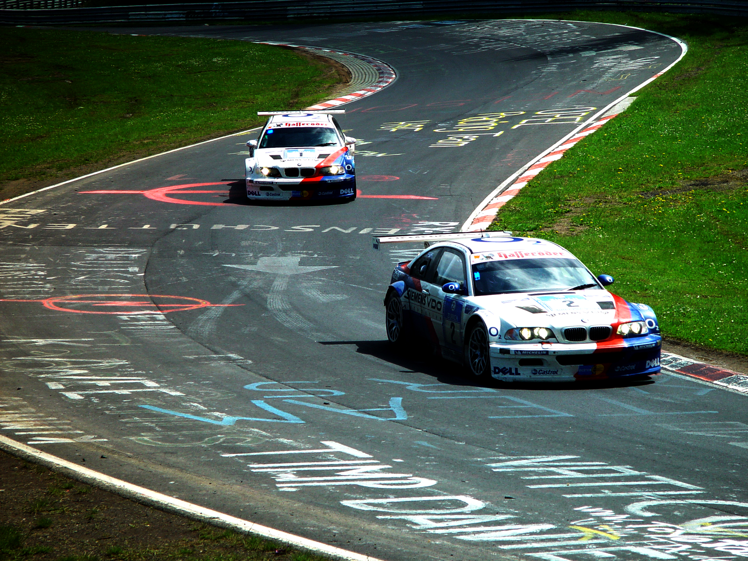 n 02 - Renntage auf dem Nürburgring mit dem BMW CLUB.