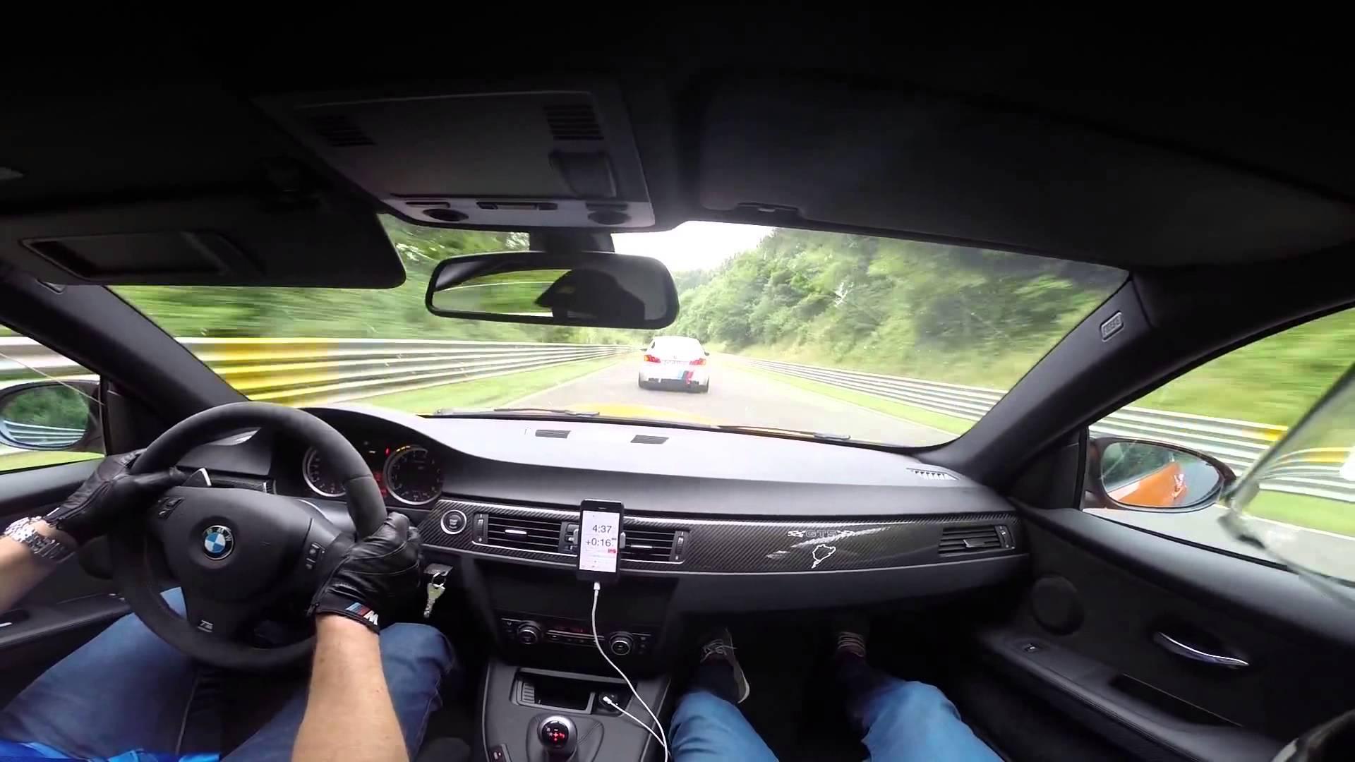 n 03 - Renntage auf dem Nürburgring mit dem BMW CLUB.