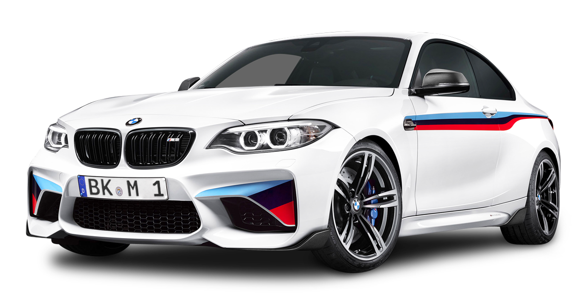 PNGPIX COM BMW M2 Coupe White Car PNG Image - BMW Club Backnang