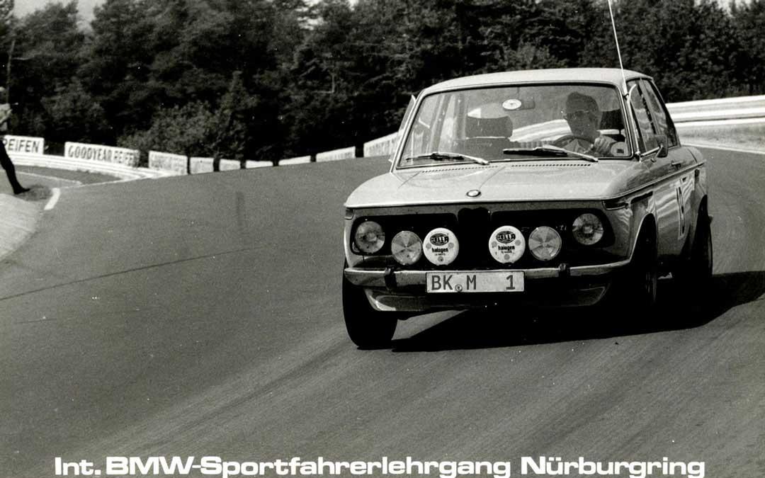 bmw nring 1976 sw - 50 Jahre Club-Mitglied: Blick ins Fotoalbum von Gisbert Nitzsche.